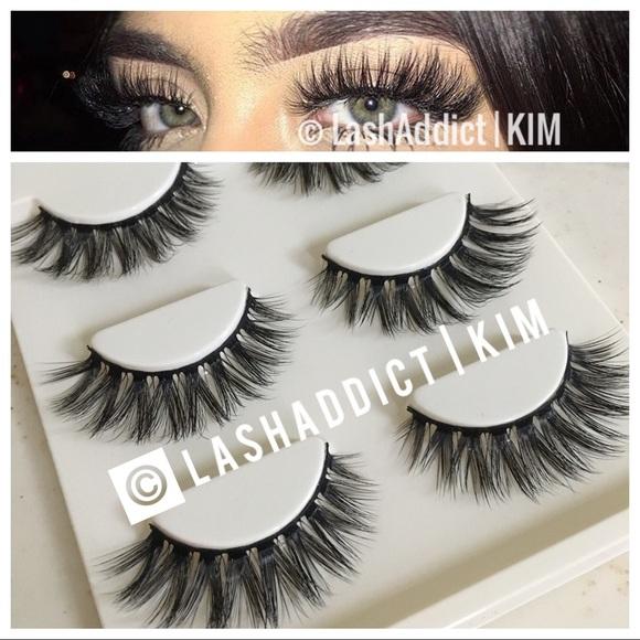 462295033f8 Full Wsp Mink Lashes Eyelashes Makeup 3D New Fur. M_5afa67668290af02d2d5dda7